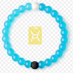 Lokai Blue Water Bracelet